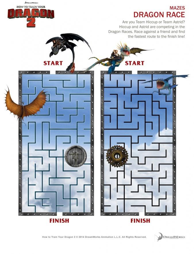 Как приручить дракона все серии подряд - 8b3