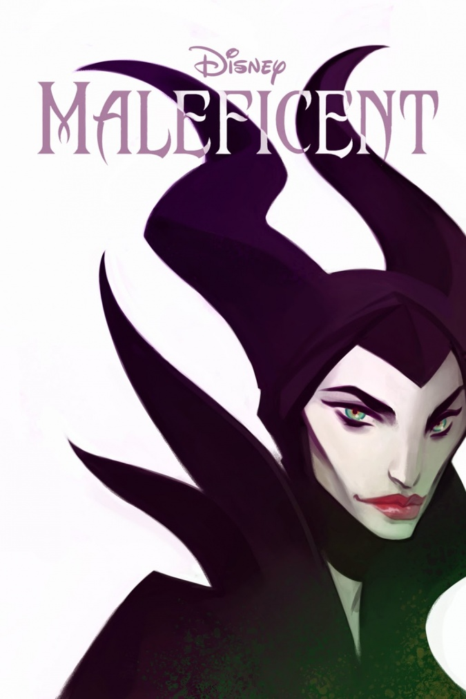 "Малефисента: Концепт арты и картинки для книги ""The Curse of Maleficent"""