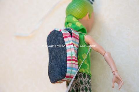 Поделки: Как сшить рюкзак для куклы