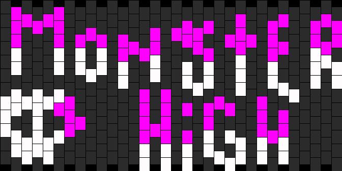 Схемы плетения фенечек с