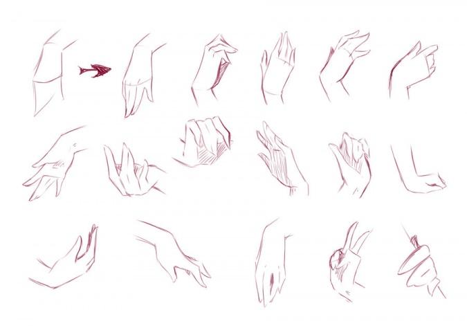 Рисовать мультфильмы от руки