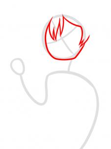 Город Героев: Как нарисовать Го Го Томаго