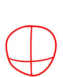Как легко нарисовать портрет Беззубика