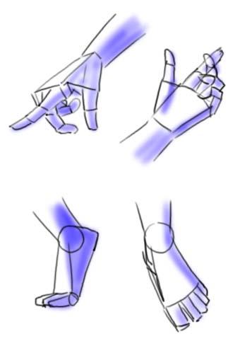 Урок рисования фигуры человека