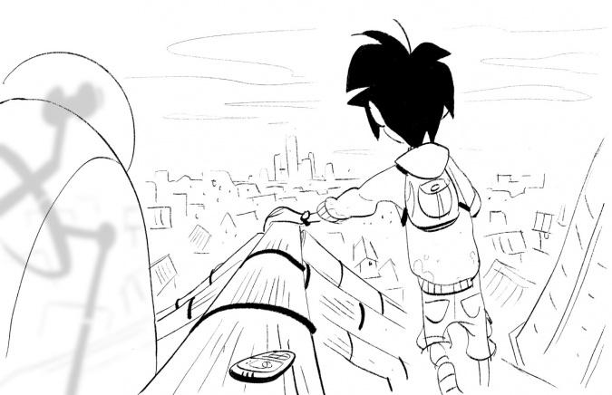 Беймакс город героев картинки 7
