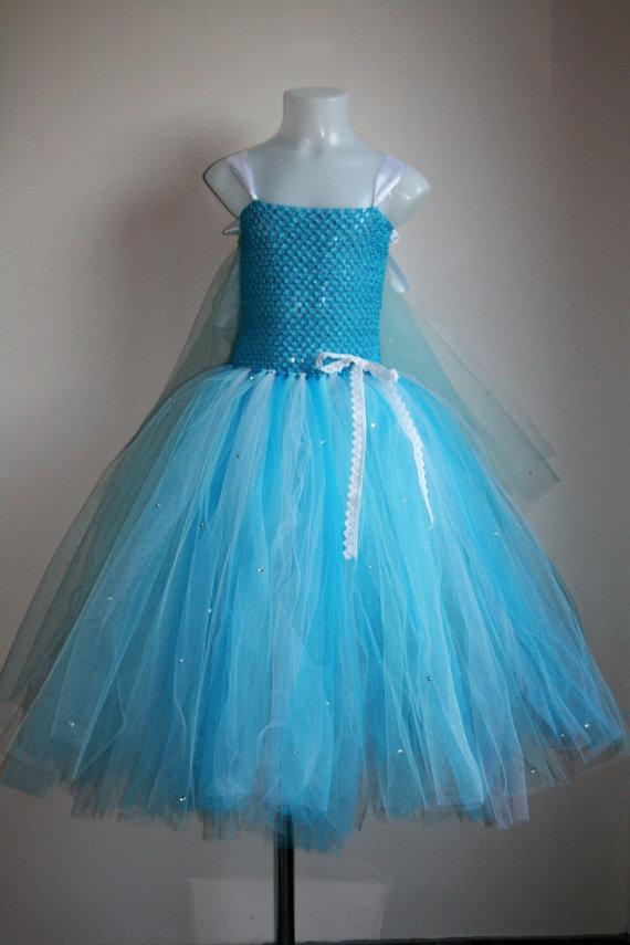 Платья принцесс своими руками