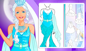 Дизайнеры платья играть