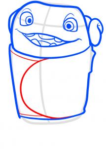 Как нарисовать бува О