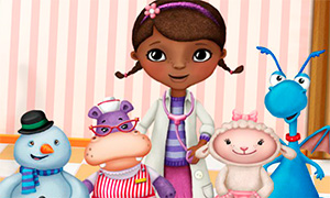 Игра для девочек: Доктор Плюшева лечит игрушки