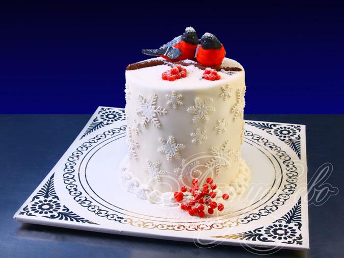 Кавайняшка: Новогодние тортики - YouLoveIt.ru