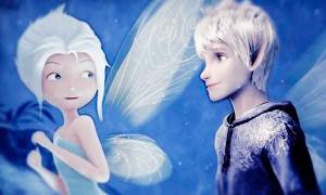 Крылья: Красивый клип с феей Незабудкой и Джеком Фростом