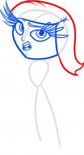 Мультфильм Головоломка: Как нарисовать Брезгливость