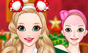 Игра для девочек: Подготовка к Новому Году