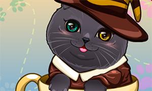 Игра для девочек: Кошачий маникюр