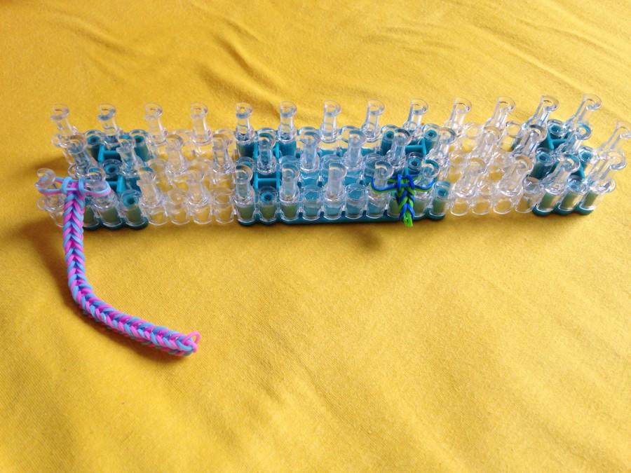 Фото наборов для плетения браслетов из резинок