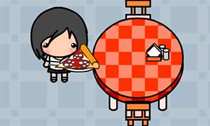 Игра: Ресторан пиццы