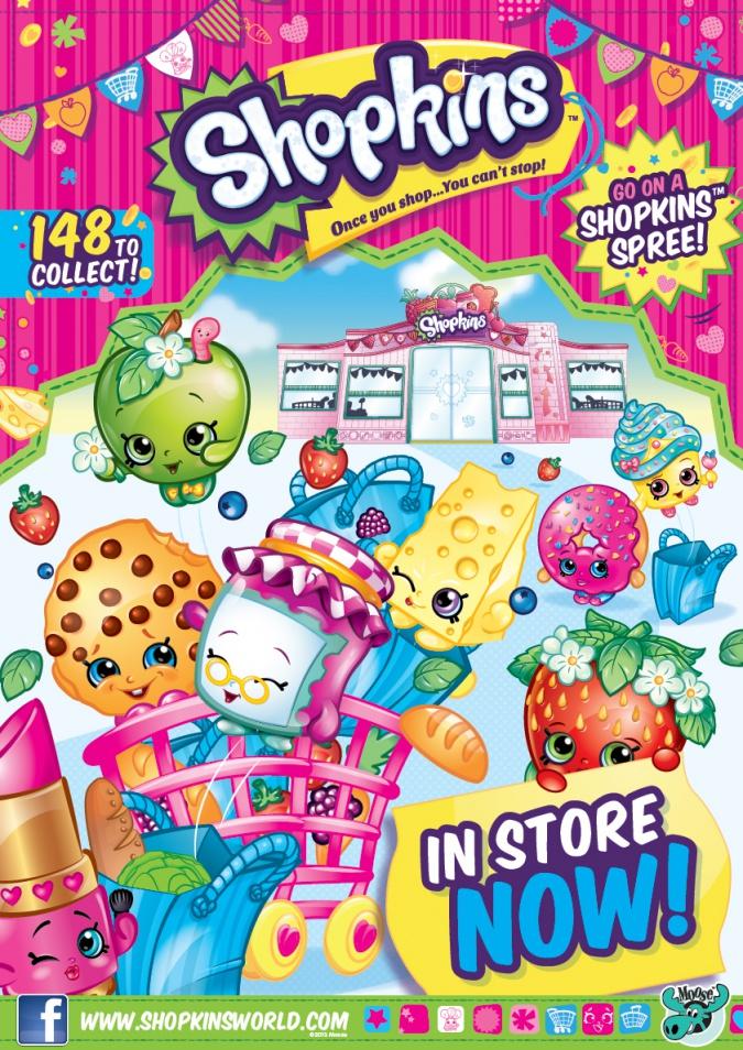 Плакат с игрушками