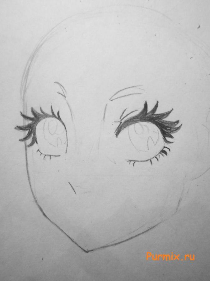 Монстр Хай: Как нарисовать Лагуну Блю простым карандашом