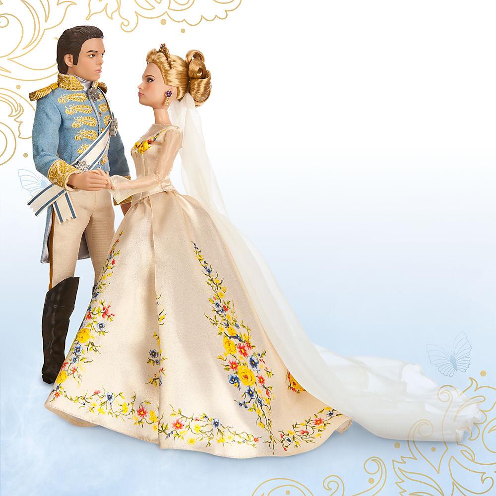 Disney contemporary wedding
