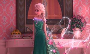 Холодное Сердце Ледяная Лихорадка: Первые кадры из мультфильма