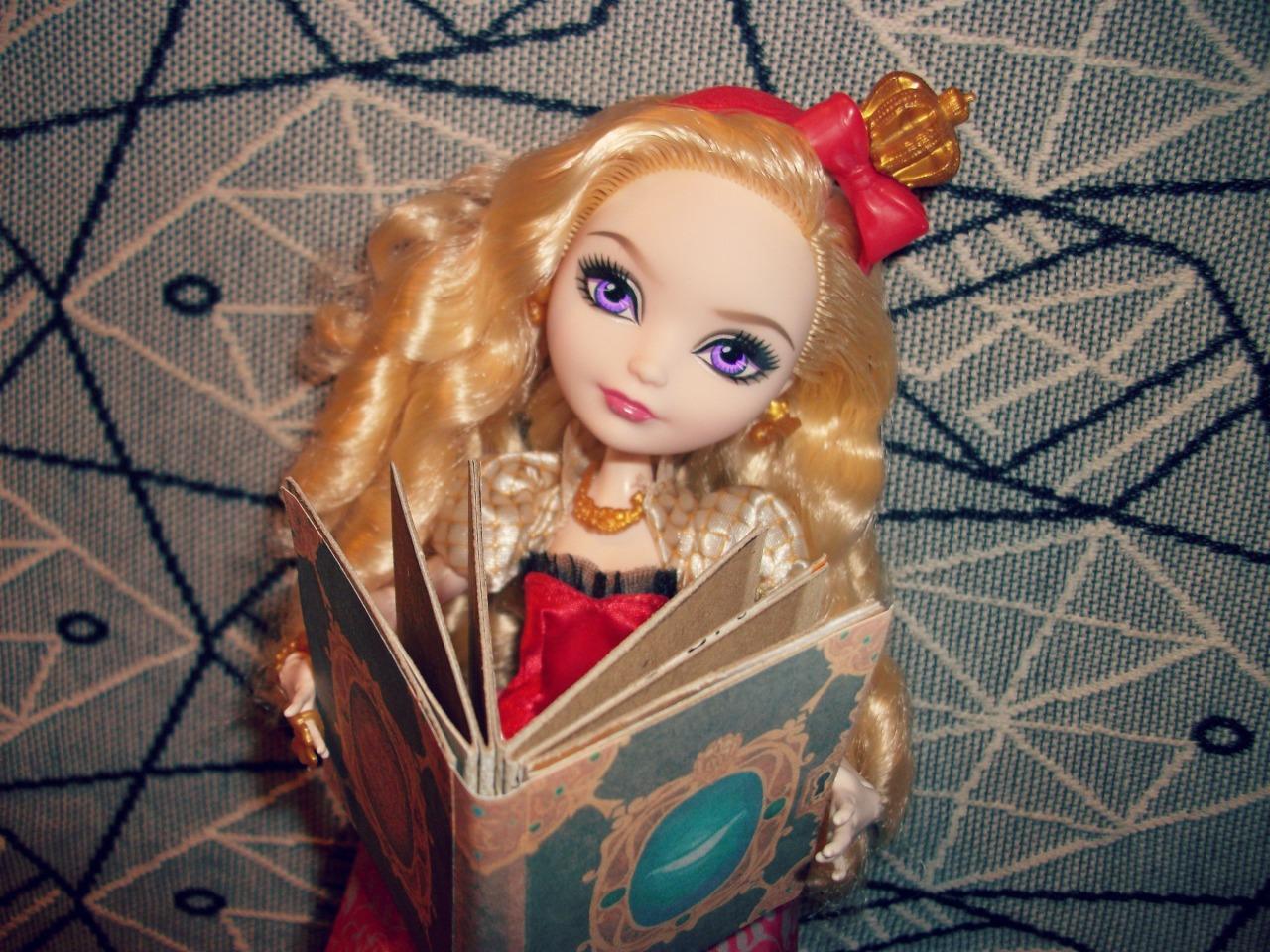 Поделки для кукол своими руками эвер афтер хай