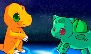 Игра для двоих: Битва покемонов