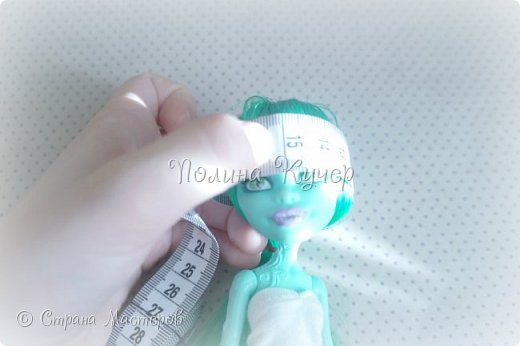 Как сшить шапку для кукол