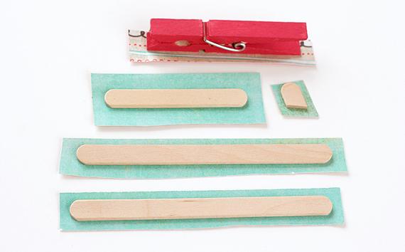 Как сделать украшения из упаковочной бумаги