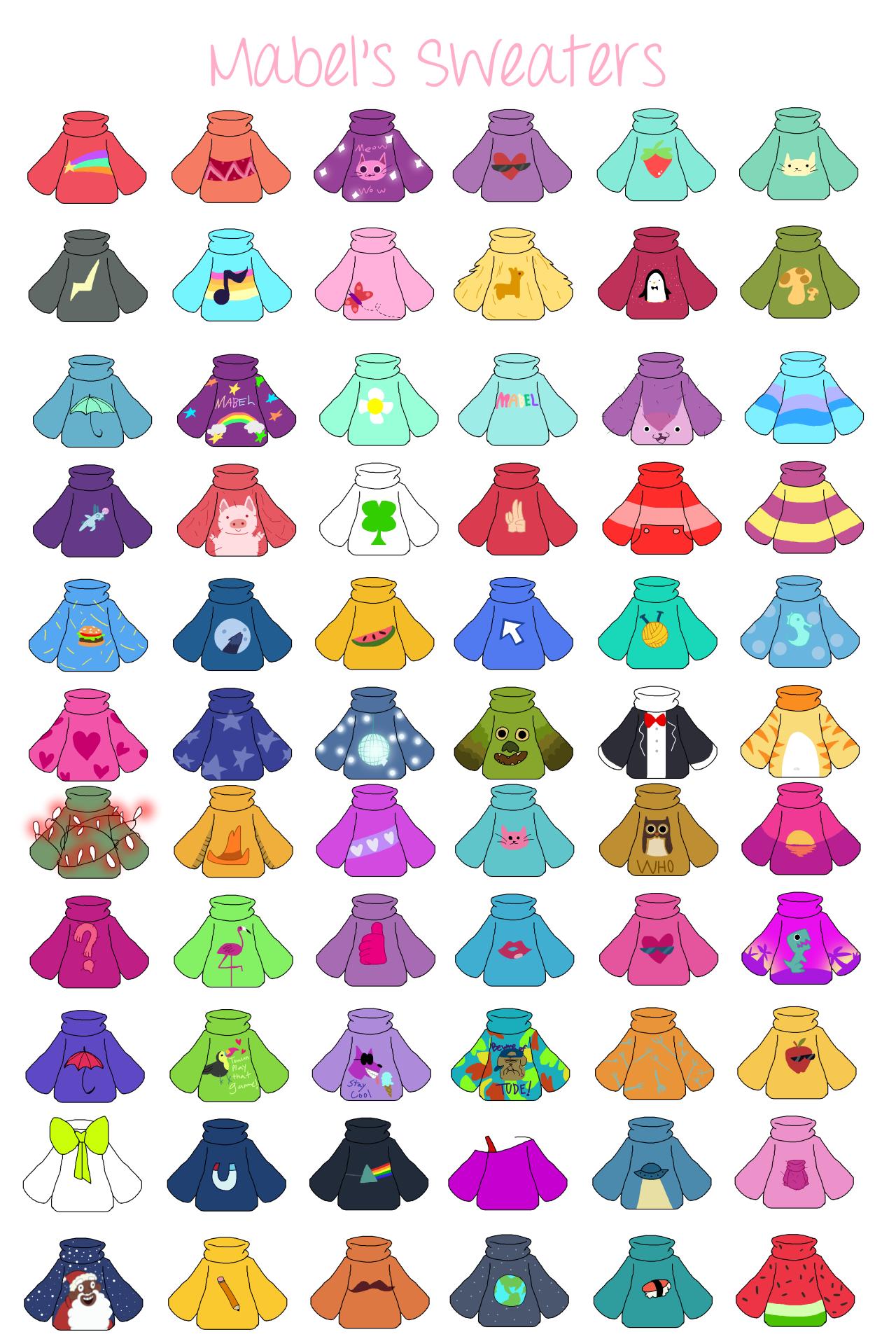 Картинки из гравити фолз - 0a6
