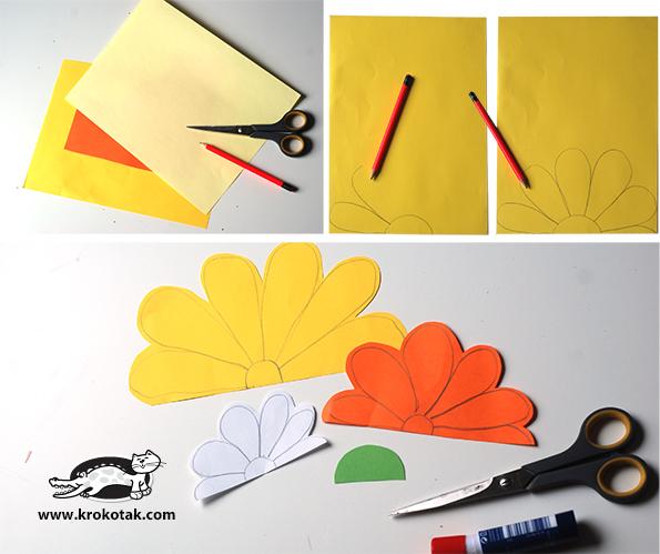 цветы и их цвета: