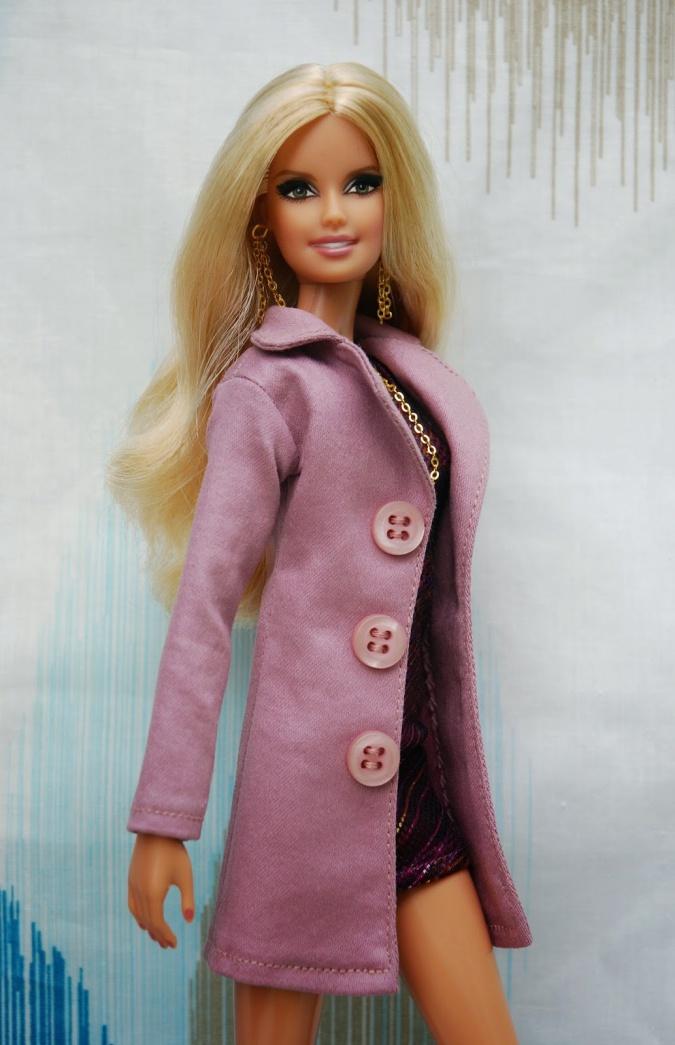 Русский народный костюм для Барби - Одежда для кукол 54