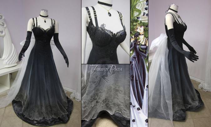 Сшить платье косплей
