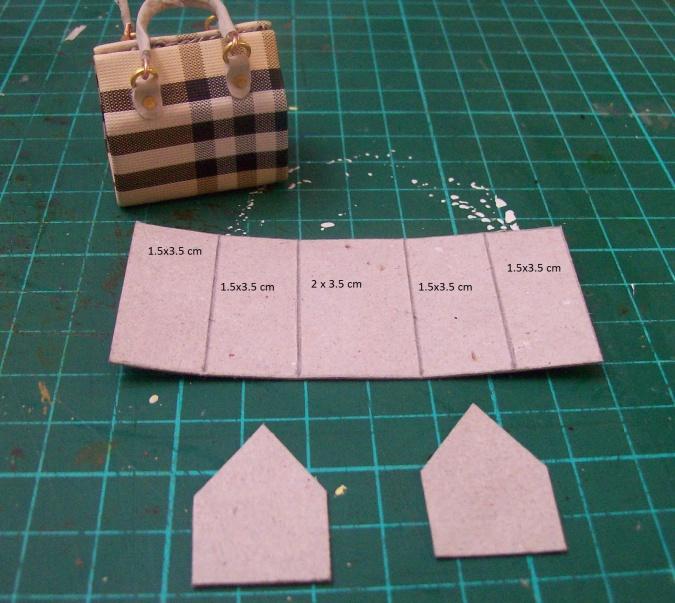 Поделки: Стильные сумки и кошельки для кукол