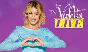 Violetta Live: Видео клипы с концертов