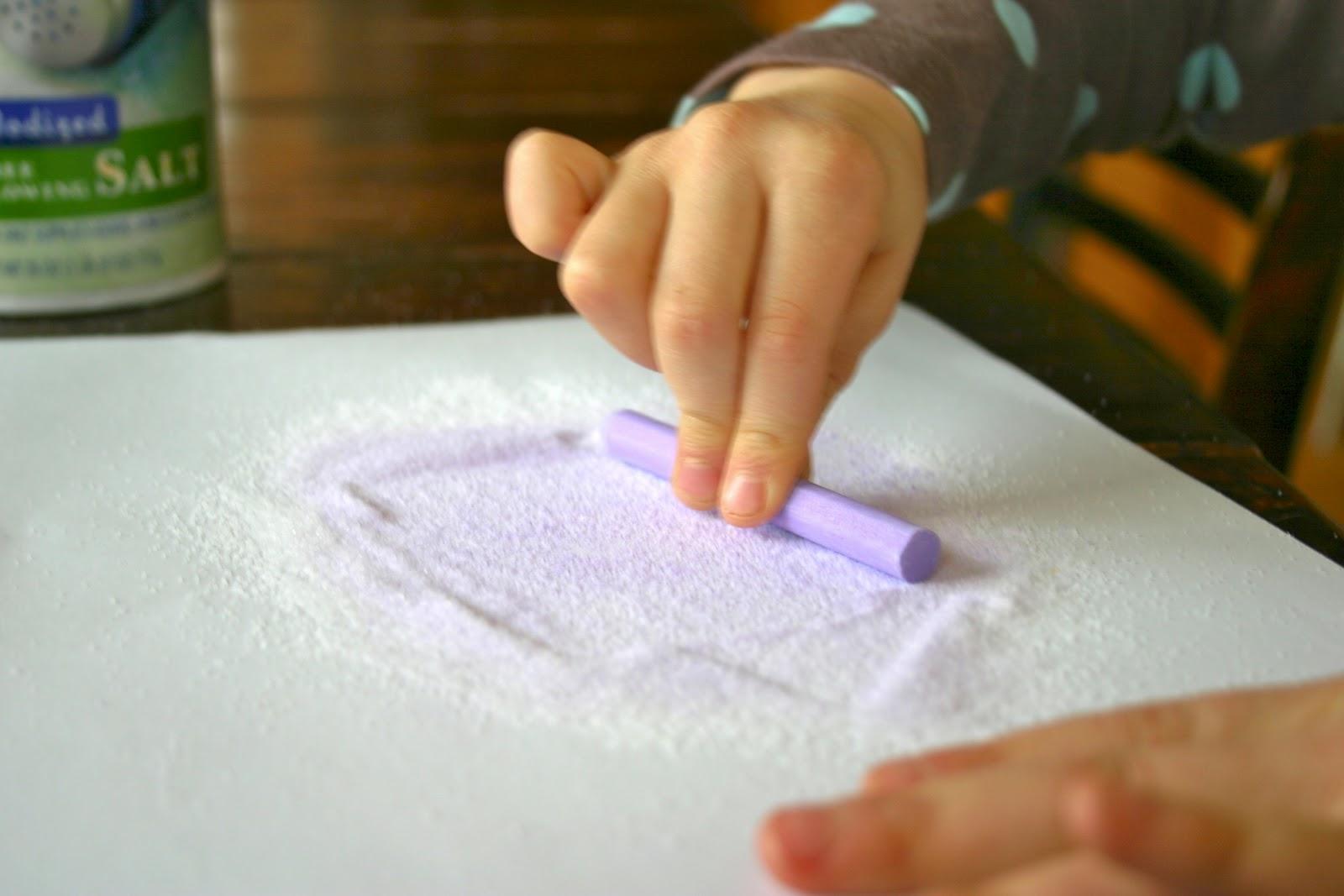 Поделки своими руками с солью фото