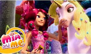 Мия и Я: Коллекция видео клипов по 1 сезону (на английском)