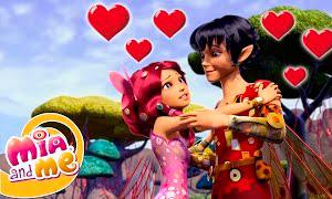 Мия и Я: Романтичное видео с кадрами пар Мия и Мо/ Юко и Мо