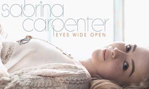 Сабрина Карпентер Eyes Wide Open (аудио)