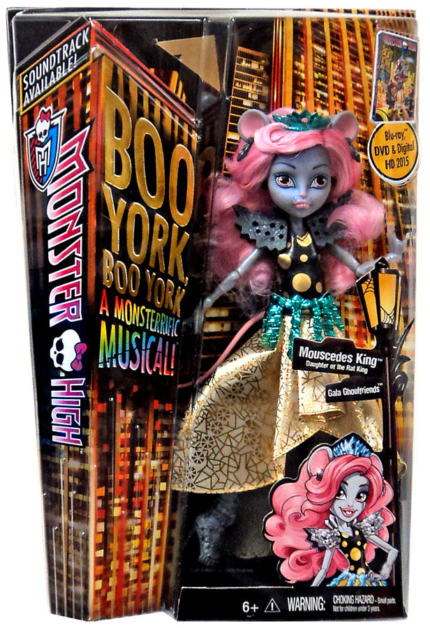 Фото куклы монстер хай в коробках