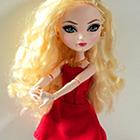 Как сделать платья для кукол эвер афтер хай своими руками фото 903