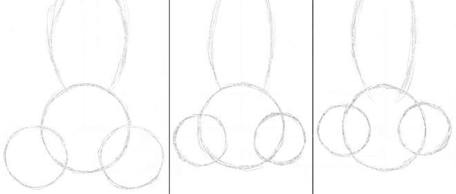Рисование: Как рисовать нос