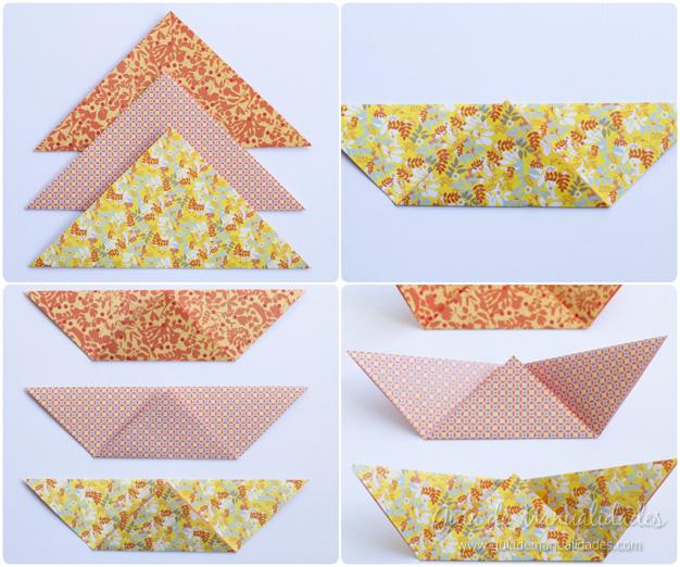 Коробочки поделки из картона