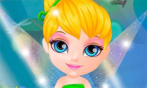 Игра для девочек: Наряды в стиле фей Дисней