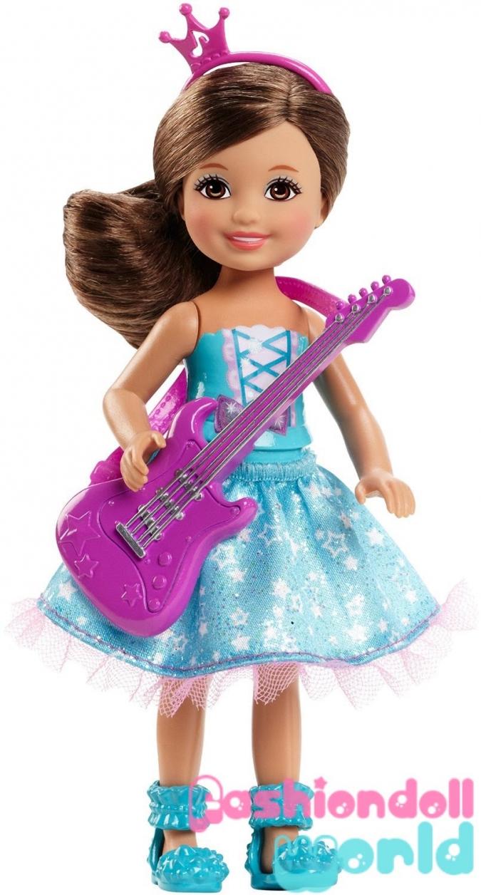 Новые куклы Барби лето 2015: Rock'n Royals