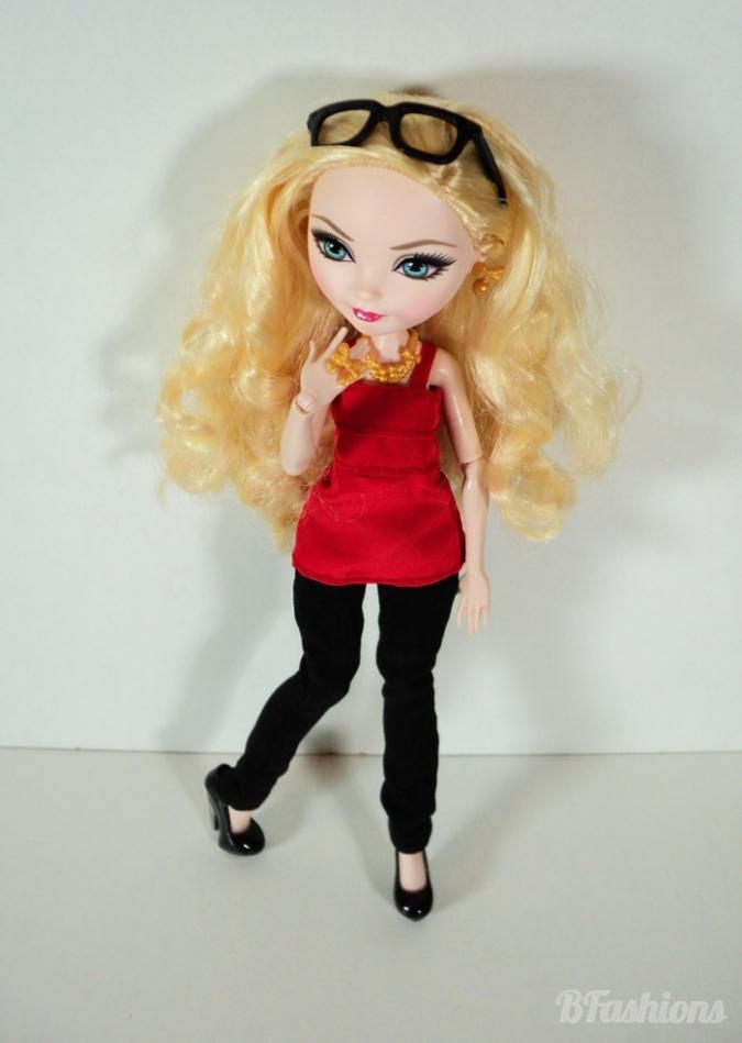 Поделки своими руками: Выкройки для кукол Эвер Афтер Хай