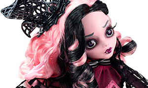 Кукла: Monster High Collector Sweet 1600 Draculaura