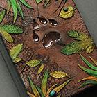 Обкладинки для книг і щоденників ручної роботи - уроки малювання