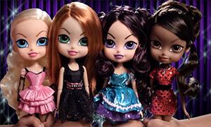 Видео The Beatrix Girls : Just Bein' Beatrix