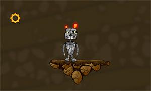 Игра платформер: Робот Родди
