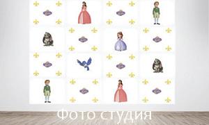 Принцесса София Прекрасная: Распечатки для домашней фото студии